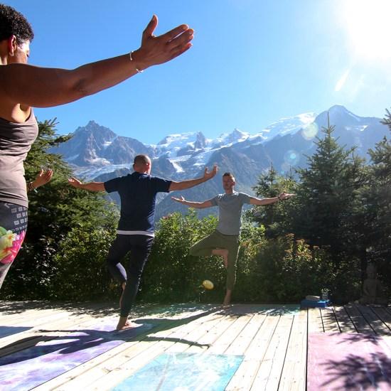 Europe, group, Yoga, Retreat, Chamonix, Mont Blanc, France, Luxury, Chalet, spa, hot tub, hiking, meditation, alps, wellness, mountain, travel, mountains, retreats, holistic, holiday, hike, walking, hikes, wellbeing, mindfulness, retreats