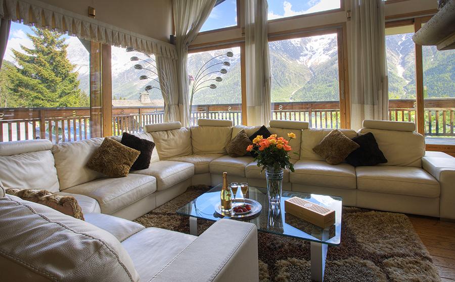 Chamonix Mont Blanc Yoga Retreat Spring Autumn Hiking Mountains Spa Hot Tub Pool Chalet Relax Alps
