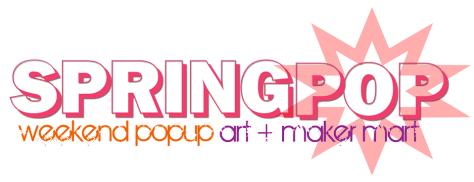 Springpop flyer