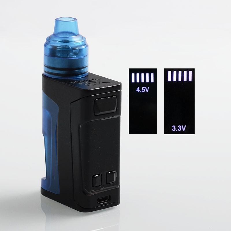 Vandy vape Simple EX Squonk Mod Kit 4ml 850mAh ⋆ Blue's Vape