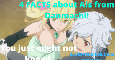 4 FACTS about Ais from Danmachi!!