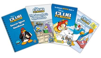Club Penguin Books