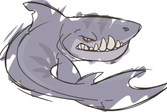 Bigger than your average shark...