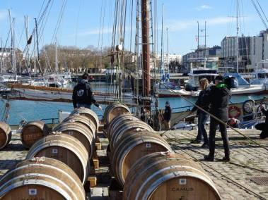 Chargement la Rochelle