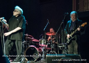 Chris Farlowe and Norman Beaker - Beaufort Theatre-  March 2013 - _0014l