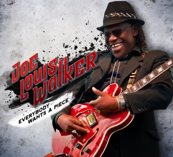 Joe Louis Walker Adding Blues to UK Summer