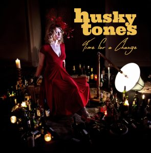 Album Cover Husky Tones 'Time for a Change'