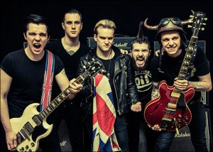 The Treatment out on the road with Generation Me