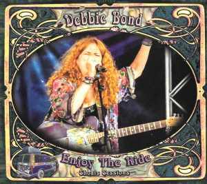 Enjoy The Ride, Debbie Bond instructs with blues and more