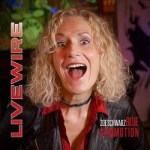 Livewire describing Zoe Schwarz Blue Commotion