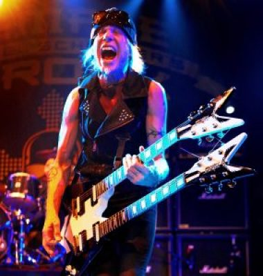 Michael Schenker Enters the Temple of Rock Live In Madrid