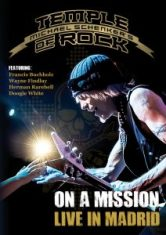 Michael Schenker Enter the Temple of Rock Live In Madrid