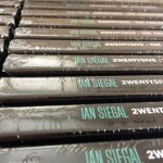 Ian Siegal 2wnty5ive The Collection