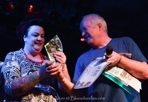 2016 UK Blues Challenge The Winner IS…..