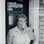 Starlite Campbell Band Baking Up Tasty Blueberry Pie
