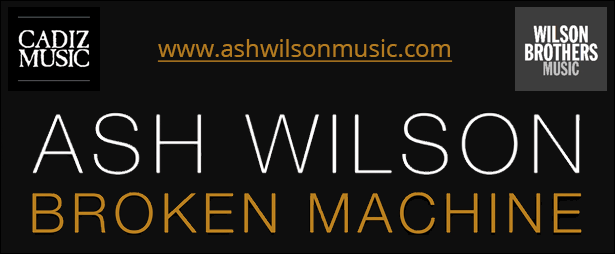 Broken Machine Never with Ash Wilson Find of 2017