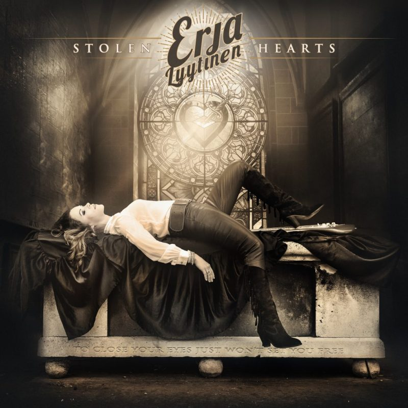 Erja Lyytinen Talking about Stolen Hearts and Being On Tour