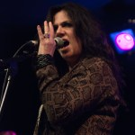 Bristol Lantern shining on Singing Divas Northsyde & Sari Schorr