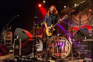 Steve Hill on Tour and New Solo Recordings Album