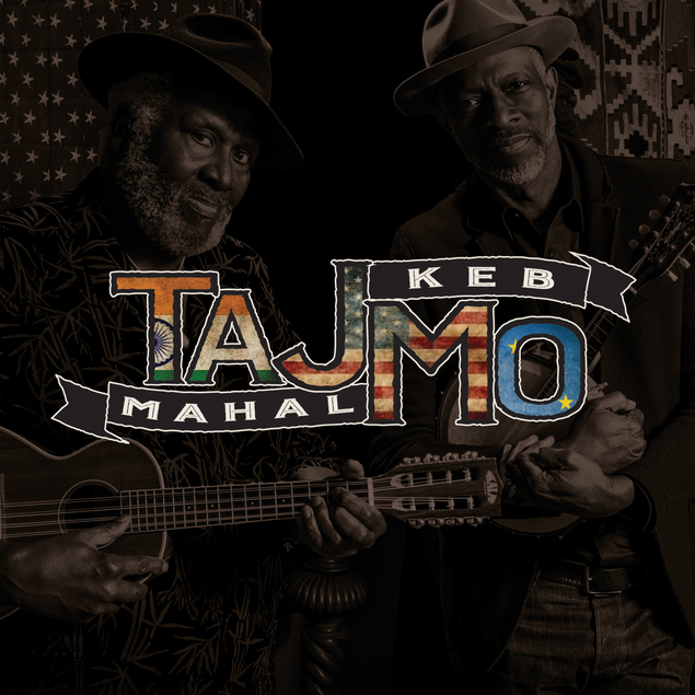 TajMo Album of Blues Collaboration Taj Mahal and Keb Mo