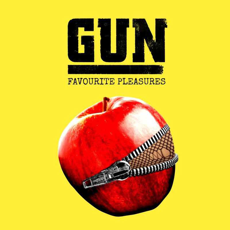 Gun Unveils Favourite Pleasures New Album That Rocks
