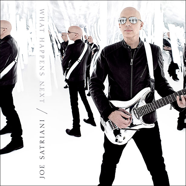 Joe Satriani Announcing New album For January 2018 What Happens Next