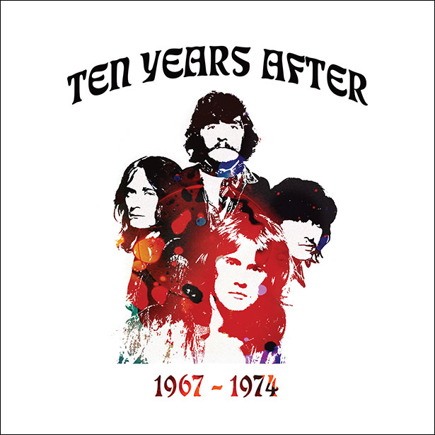 Ten Years After Celebrating50th Anniversary With 10 CD Box Set