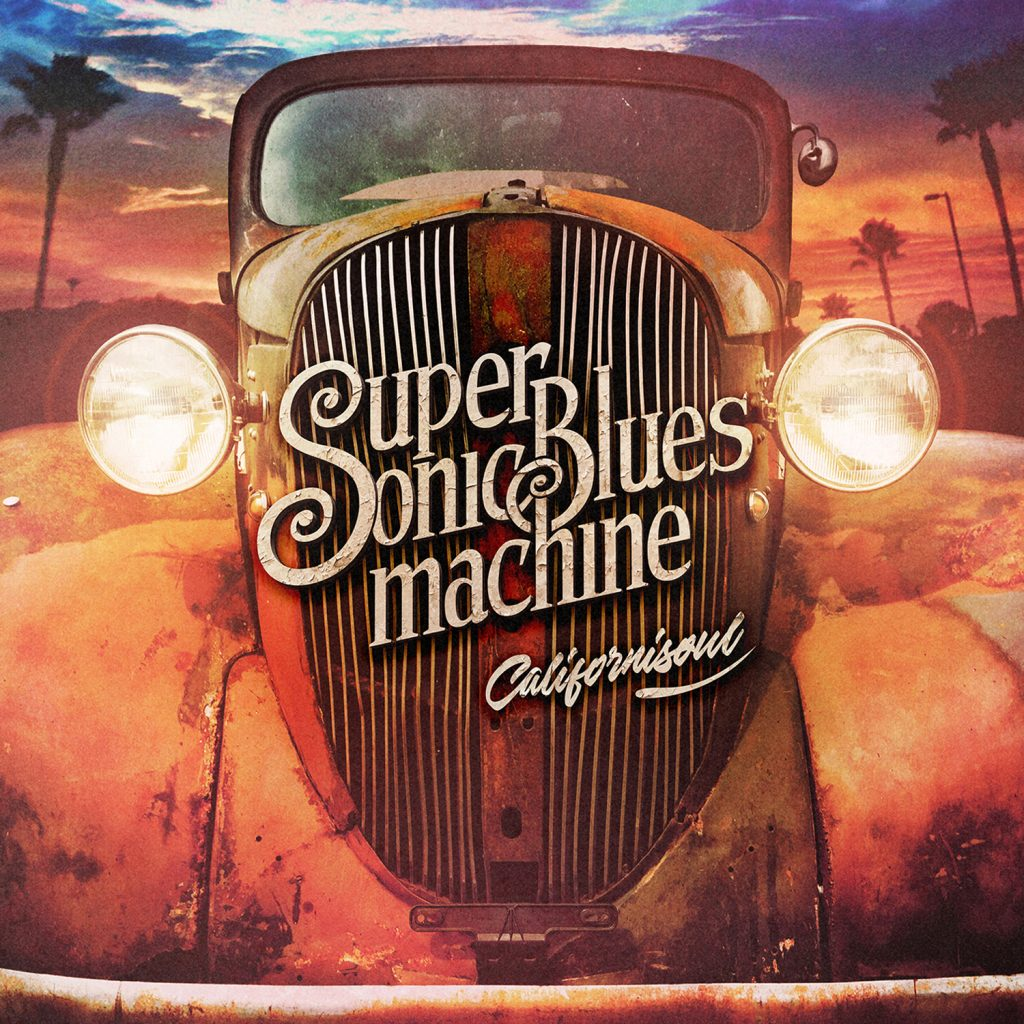 Journey With Supersonic Blues Machine Californisoul