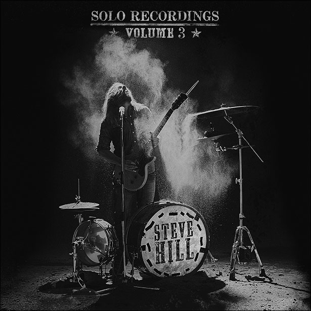 Wonderful One-Man Band Steve Hill - Solo recordings Vol 3