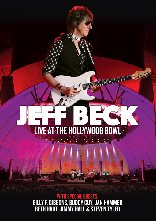 Enjoy Jeff Beck Live Hollywood Bowl At Home
