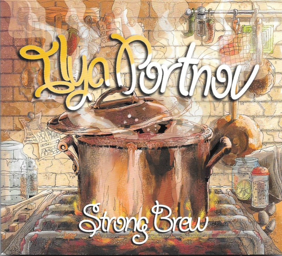 Ilya Portnov Debut Album Strong Brew