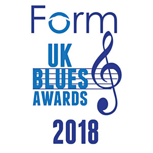 Voting Begins Inaugural FORM UKBLUES AWARDS 2018
