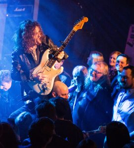 Rocking The Globe RavenEye Headlines from Top of the Drum