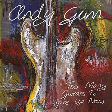 Andy Gunn has Too Many Guitars To Give Up Now