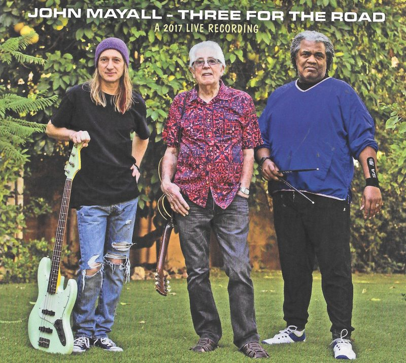 John Mayall Breaks the Blues Wide Open with a New Live Album