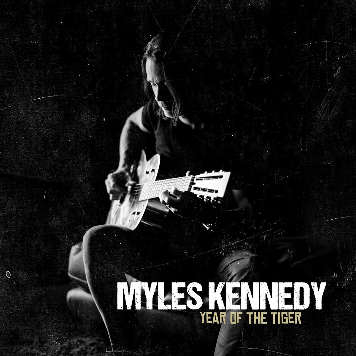 Announcing Year of the Tiger Sings Myles Kennedy Solo