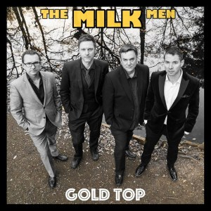 Gold Top New Album Delivered By The Milk Men