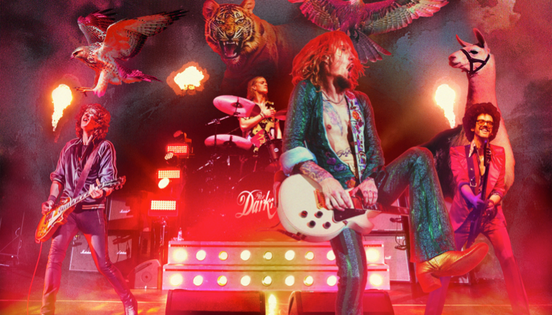 The Darkness Announcing Live Album and Tour Dates