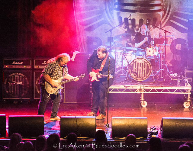 HRH Blues 2018 Raising the Roof in Sheffield