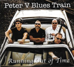 Peter V's Blues Train Never Running Out Of Time