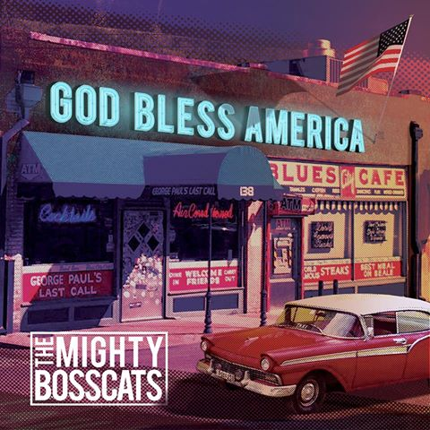 Richard Townend and the Mighty Bosscats Trump them all with God Bless America