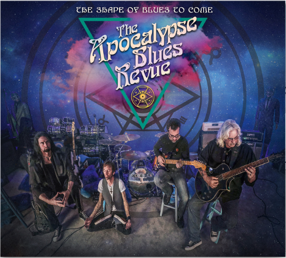 Lyric Video Announces Apocalypse Blues Revue Album