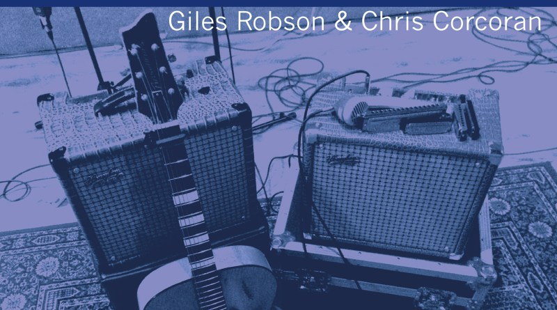 Giles Robson and Chris Corcoran Roller Coaster Harmonica and Guitar