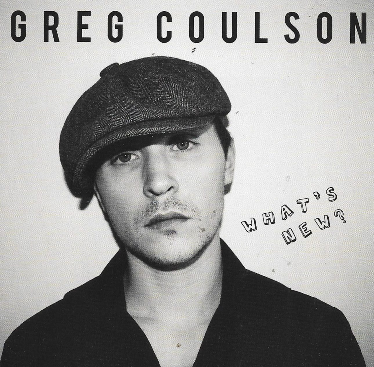 Greg Coulson asks and then shows you What's New