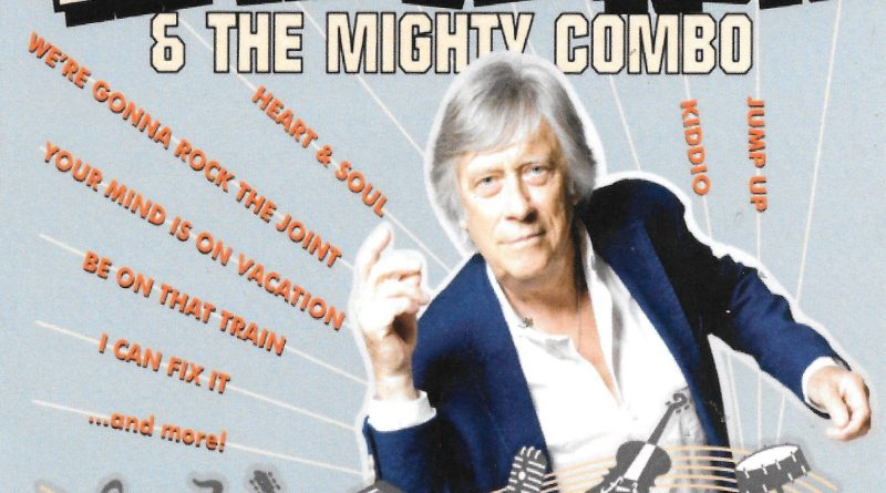 Mike Vernon and The Mighty Combo Tours Beyond The Blue Horizon