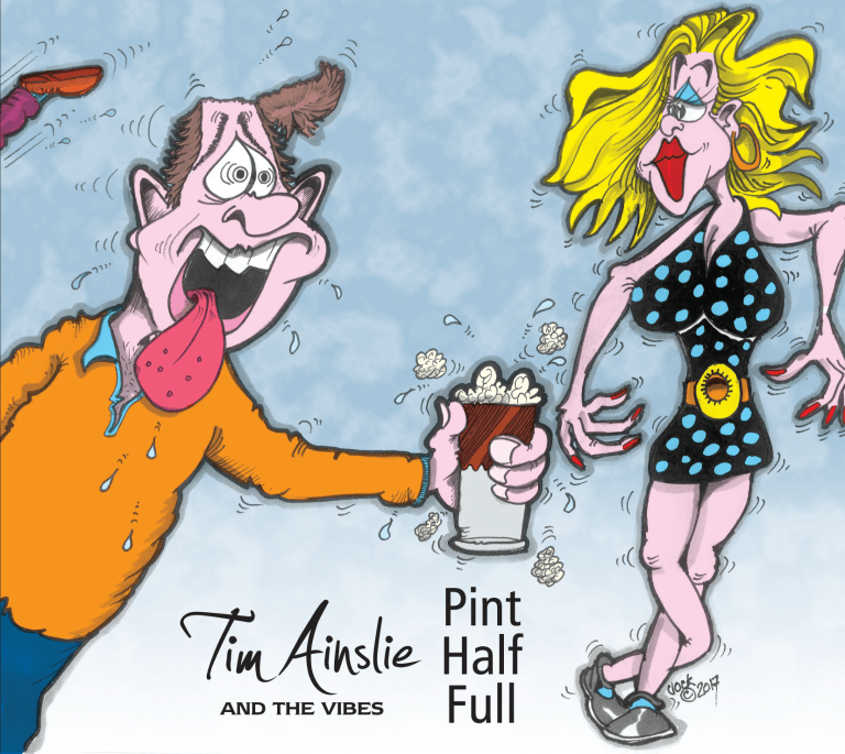 Tim Ainslie and the Vibes see their Pint Half Full