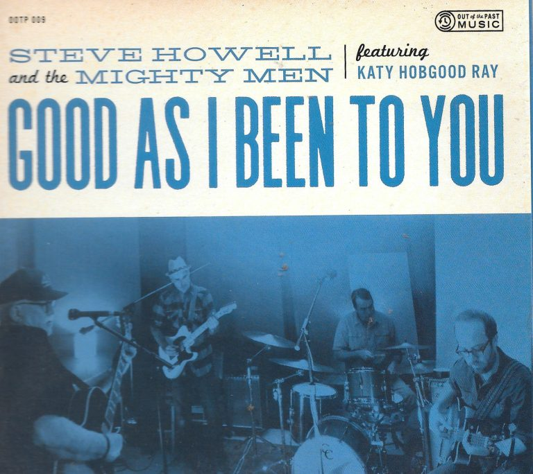 Steve Howell and The Mighty Men bring blues history to life