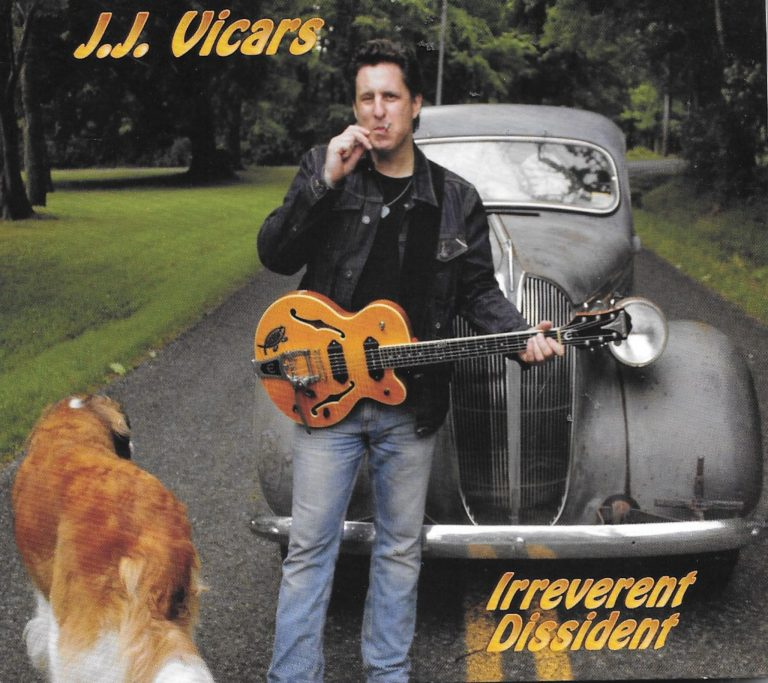 JJ Vicars is an Irreverent Dissident