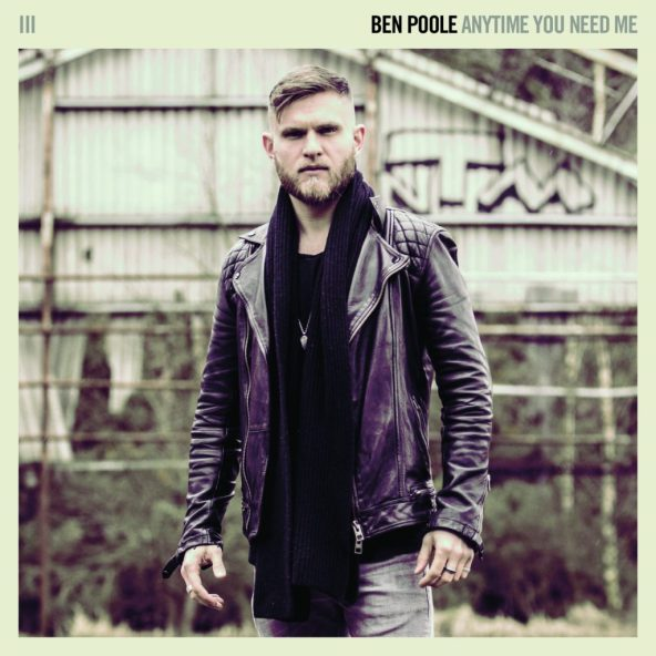Ben Poole In Conversation says Anytime You Need Me