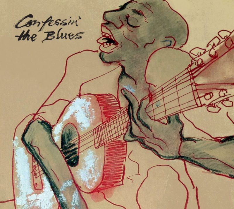 Confessin The Blues is good for you